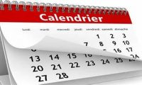 Calendrier moussard